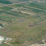 Vista aérea de los humedales (foto ESTEPA).