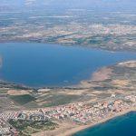 Vista aérea de la Laguna de la Mata (foto ESTEPA).