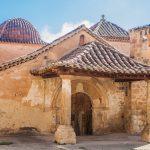 Ermita de Nuestra Señora de la Huerta. Siglo XIV (foto Pep Pelechà).
