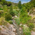 Vistas del río Palancia en Navajas (foto Pep Pelechà).