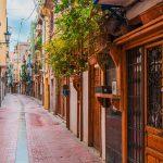 Calle Mealla (foto Pep Pelechà).