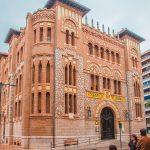 Edificio de Correos (foto Pep Pelechà).