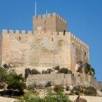 Castillo de Petrer (foto ESTEPA)