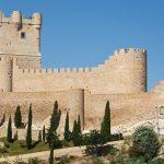 Castillo de los Pacheco. Villena (foto ESTEPA).