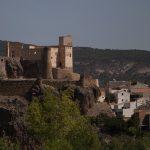 Castillo de Cofrentes (foto Adela Talavera).