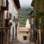 Calle de Benassal (foto Adela Talavera).