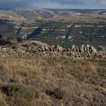 Piedra seca en Ares del Maestrat (foto Adela Talavera).
