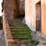 Calles de Villafranca del Cid (foto Adela Talavera).