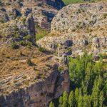 La Veguilla, regada por el río Bohilgues (foto Pep Pelechà).