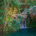 Poza del río Bohilgues (foto Pep Pelechà).