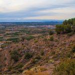 Lliria i Camp de Túria (foto Pep Pelechà).