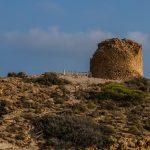 La torre de les Caletes, Benidorm (foto Miguel Lorenzo).