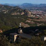 Santuario de la Font Roja y Valle de Alcoi (foto Miguel Lorenzo).