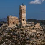 Castillo de Penella (foto Miguel Lorenzo).