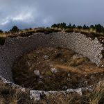 Neveros en Sierra de Aitana (foto Miguel Lorenzo).
