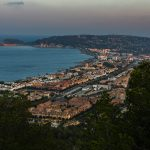 Vistas de Xàbia desde els Molins de la Plana (foto Miguel Lorenzo).