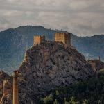 Castillo de Sax (foto Miguel Lorenzo).