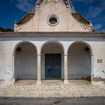 Ermita de Santa Bárbara en Monóver (foto Miguel Lorenzo).
