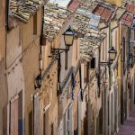 Calles de Monóver (foto Miguel Lorenzo).