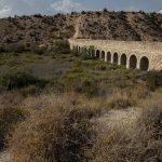 Acueducto de 14 arcos, Aspe (foto Miguel Lorenzo).