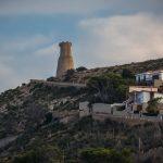 La Torre del Guerro, Denia (foto Miguel Lorenzo).