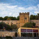 Torre del Castillo (foto Miguel Lorenzo).