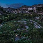 Huertos en el entorno del riu Montnegre (foto Miguel Lorenzo).