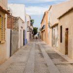 Calles de Tabarca (foto Miguel Lorenzo).