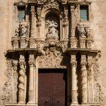 Iglesia parroquial de Santa María (foto Miguel Lorenzo).