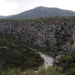 Meandro en el Barranco de Valltorta, Tírig (foto ESTEPA).