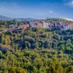 Vista de Fuente la Reina (foto Pep Pelechà).
