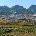 Vista de Xàtiva (foto Miquel Francés).