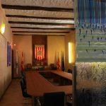 Salón de Plenos del Ayuntamiento (foto Miquel Francés).
