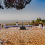Vistas desde la Ermita dels Sants de la Pedra (foto Pep Pelechà).