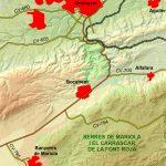 El municipio de Bocairent se localiza en el sector meridional de la comarca de la Vall de Albaida, en el límite con la provincia de Alicante. Su término pose una extensión de 97 km2, con parte de la Sierra de la Solana al Norte, con sus estribaciones de las sierras de la Ombría y de […]