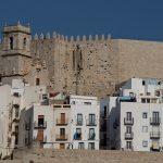 Peñíscola y el castillo del Papa Luna (foto ESTEPA).