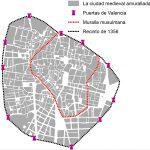El nucli històric de la ciutat de València es correspon amb el recinte urbà situat a l'interior de les últimes muralles alçades per a protegir-la, avui no conservades. Aquelles que es van alçar a partir del segle xiv i que es van enderrocar entre el final del segle xix i el principi del xx, incloses […]