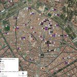 El núcleo histórico de la ciudad de Valencia se corresponde con el recinto urbano situado al interior de las últimas murallas levantadas para protegerla, hoy no conservadas. Aquellas que se alzaron a partir del siglo XIV y que se derribaron entre finales del siglo XIX y principios del XX, incluidas casi la totalidad de sus […]