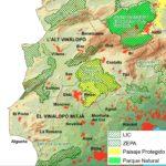 Las comarcas de Alto Vinalopó y Medio Vinalopó contienen el segundo paisaje vitícola más importante de la Comunidad Valenciana después del de Requena-Utiel. En él se distinguen dos unidades bien diferenciadas. Una es la del viñedo de vinificación, localizado en las tierras más occidentales de ambas comarcas, cultivado en marco real y en espaldera, caracterizado […]