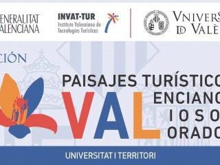 Exposició itinerant Paisatges turístics valencians: valuosos, valorats